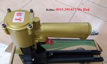 Máy bấm kim thùng sầu riêng giá rẻ Tây Ninh