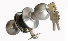 Sửa & thay khóa tròn tại nhà quận Gò Vấp - cửa nhôm, gỗ, sắt