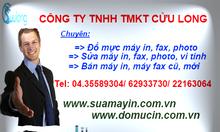 Sửa chữa máy fax in phun uy tín giá rẻ