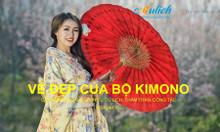 Kimono - nét đẹp truyền thống của đất nước mặt trời mọc