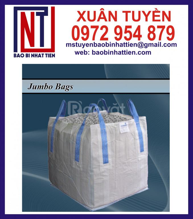 Cung cấp bao jumbo đựng 500kg, 1000kg (ảnh 4)