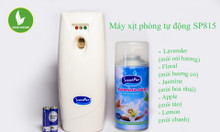Máy xịt phòng tự động Scent Pur + bình xịt nước hoa Scent Pur