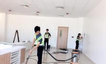 Dịch vụ vệ sinh nhà đang ở, công trình xây dựng