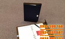 Nhà cung cấp sổ tay giá rẻ, sản xuất sổ tay bìa da, in sổ tay bìa da