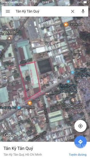 Đất ba mặt tiền Tân Kỳ Tân Quý Bình Tân (ảnh 2)