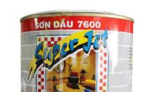 Đại lý cung cấp sơn dầu semaster 7600 cho công trình