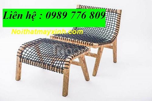 Chuyên sản xuất bàn ghế mây chất lượng, giá rẻ (ảnh 1)