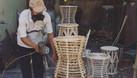 Chuyên sản xuất bàn ghế mây chất lượng, giá rẻ (ảnh 7)