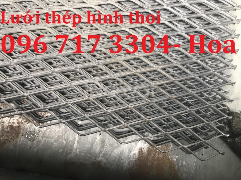 Lưới thép dập giãn 2mm giá tốt  (ảnh 8)