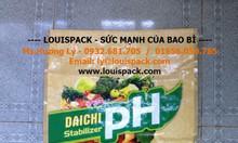 Bao PP đựng phân bón hữu cơ Nhật 25kg