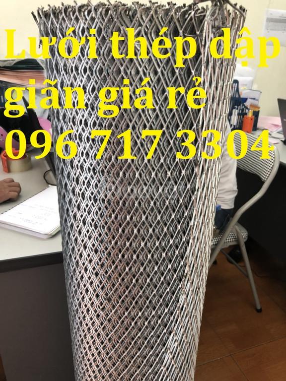 Lưới thép dập giãn 2mm giá tốt  (ảnh 4)