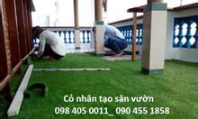 Cỏ nhân tạo cỏ giả trang trí nội ngoại thất giá rẻ