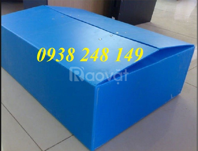 Thùng nhựa pp carton danpla | Thùng giấy carton