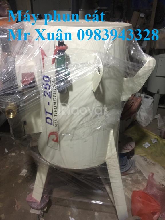 Máy phun cát khô DT100 giá thương mại (ảnh 5)