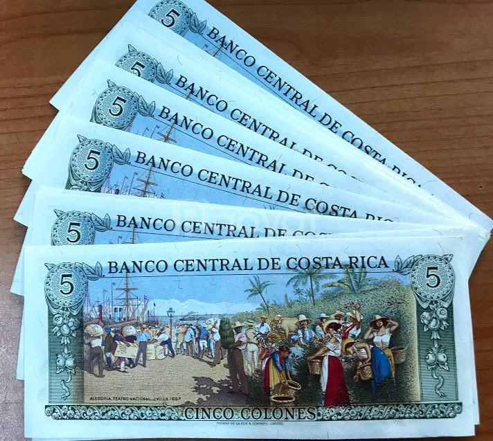 Tiền lì xì mua may bán đắt của Costa Rica