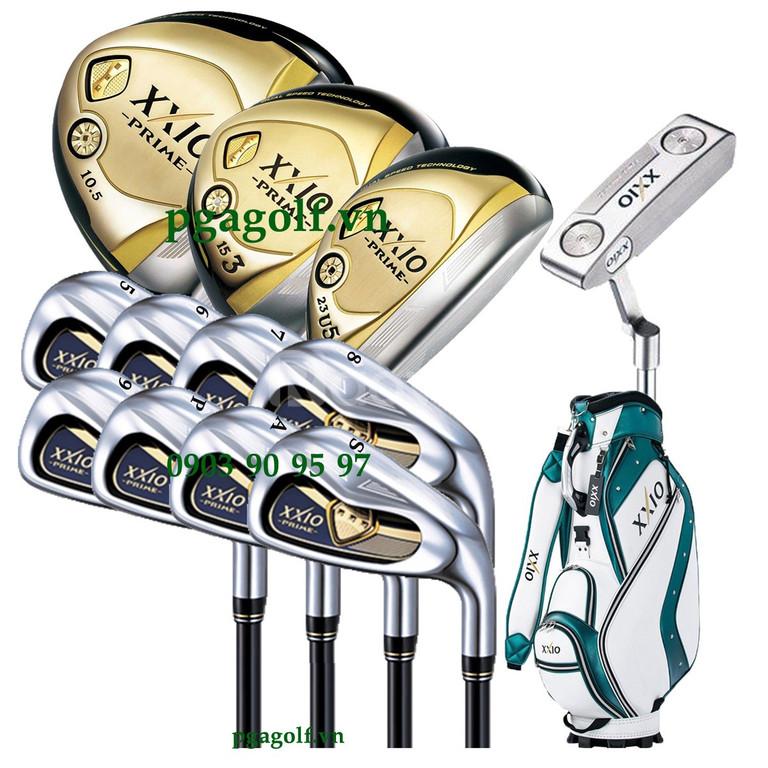 Mới bộ gậy golf XXIO Prime 9 hàng chính hãng