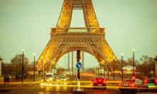 Paris - Thành phố ánh sáng