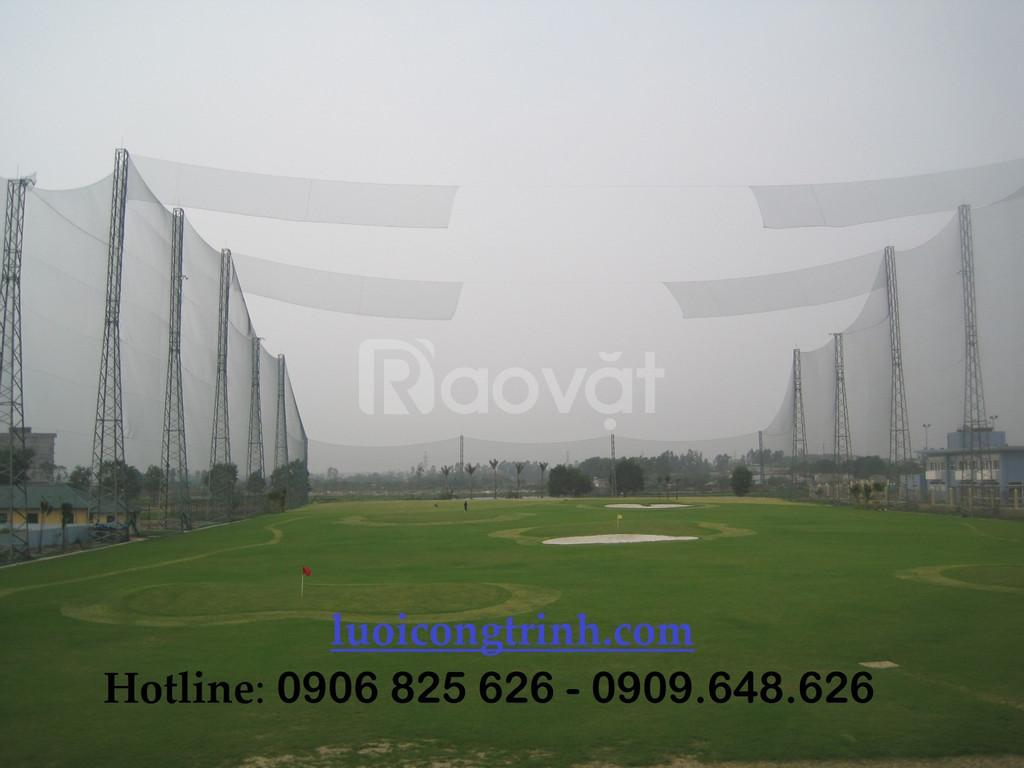 Quy trình thi công nền cỏ sân tập golf