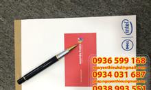 Sổ tay quà tặng, sổ tay cho doanh nghiệp, ứng dụng của sổ tay