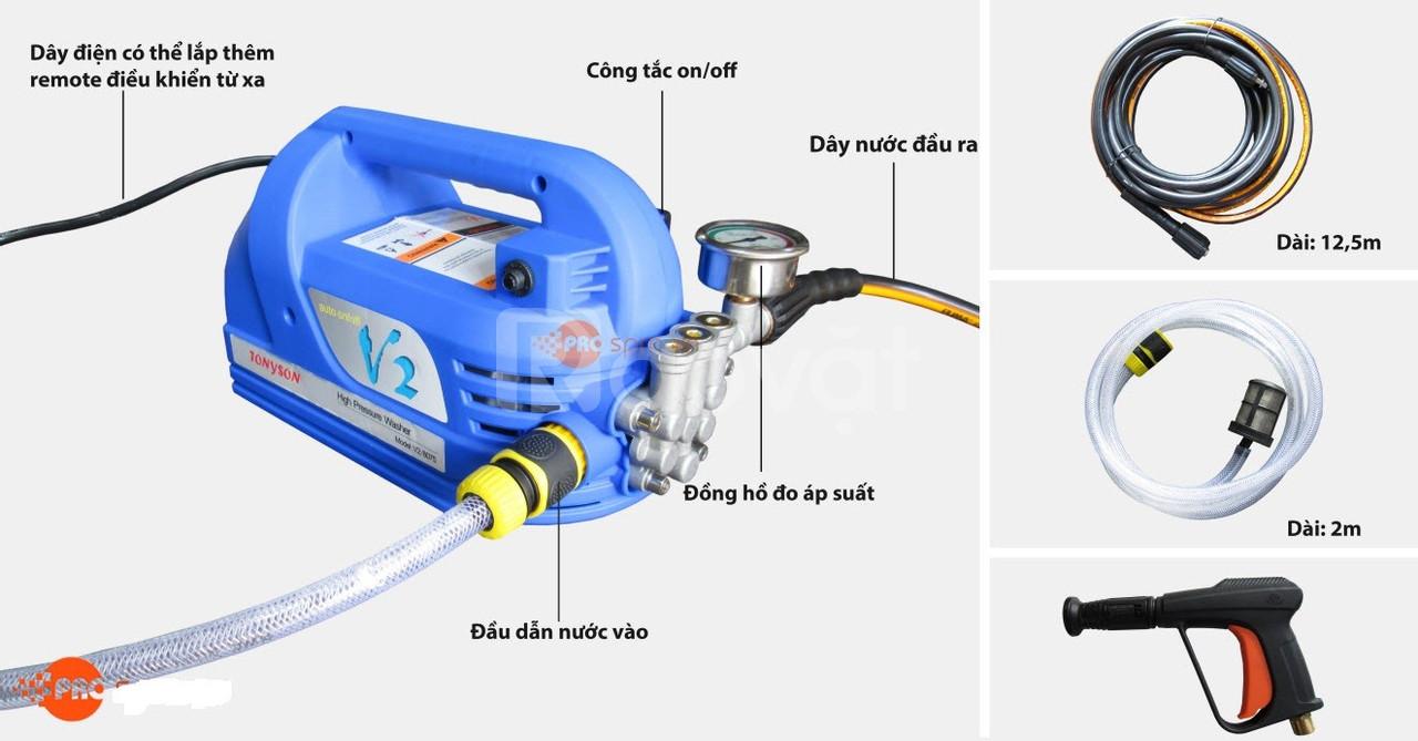 Máy xịt rửa cao áp chuyên dụng