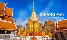 Chiang Mai - Thành phố hoa hồng của Thái Lan