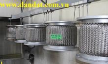 Ống mềm chống rung động cơ khớp chống rung inox ống nối mềm