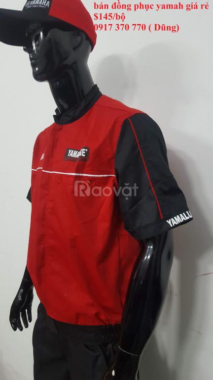 Quần áo sửa xe máy Yamaha sỉ lẻ giá rẻ giao toàn quốc (ảnh 5)