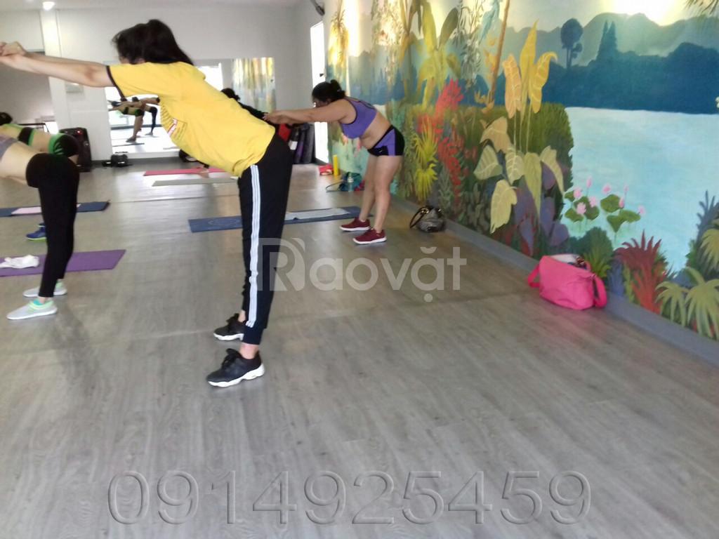 Thảm phòng gym giá rẻ ưu đãi (ảnh 1)