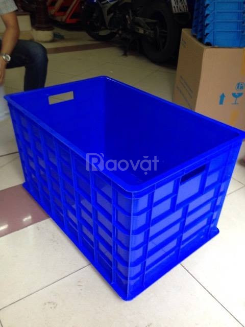 Thùng nhựa, khay nhựa đựng linh kiện công nghiệp