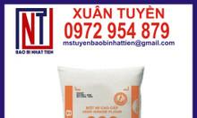 Bao bì bột mì 10kg, 25kg, 40kg