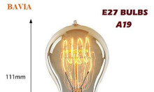 Bóng đèn trang trí Edison QN-A19