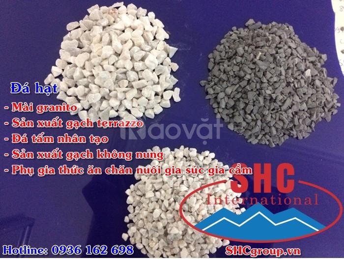 Bán bột đá, bột màu, đá trắng, đá đen tại Hà Nam