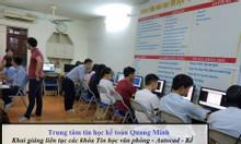 Tìm lớp học tin học văn phòng tốt Hà Nội
