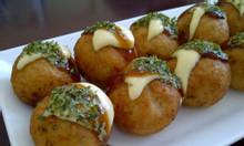 Bánh Takoyaki - bánh nhân bạch tuộc