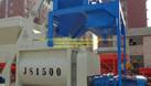 Máy trộn bê tông JS 1000  (ảnh 1)