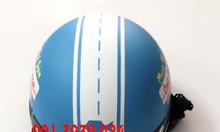 Đặt nón bảo hiểm in logo giá rẻ, nón bảo hiểm quảng cáo