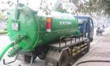 Dịch vụ hút bể phốt, thông tắc vệ sinh tại Hà Nội