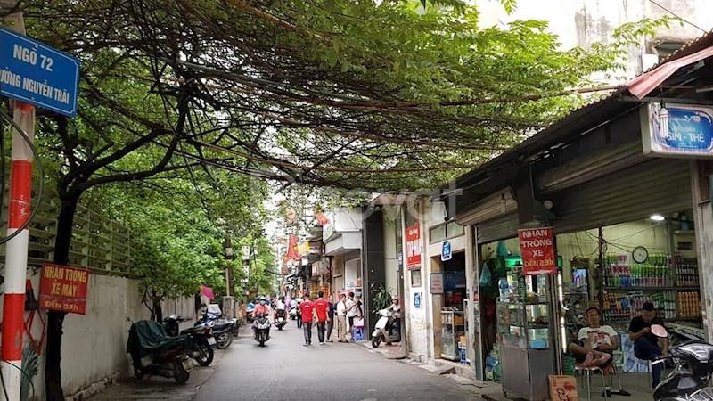 Bán nhà riêng ngõ 72 Nguyễn Trãi - Thanh Xuân, S42m2 * 4T nhà đẹp