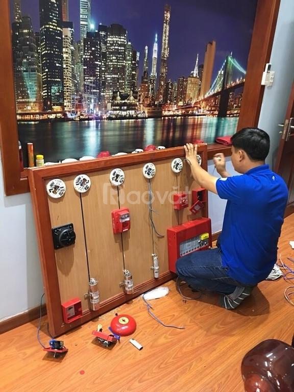 Bảo trì hệ thống PCCC tại Vũng Tàu