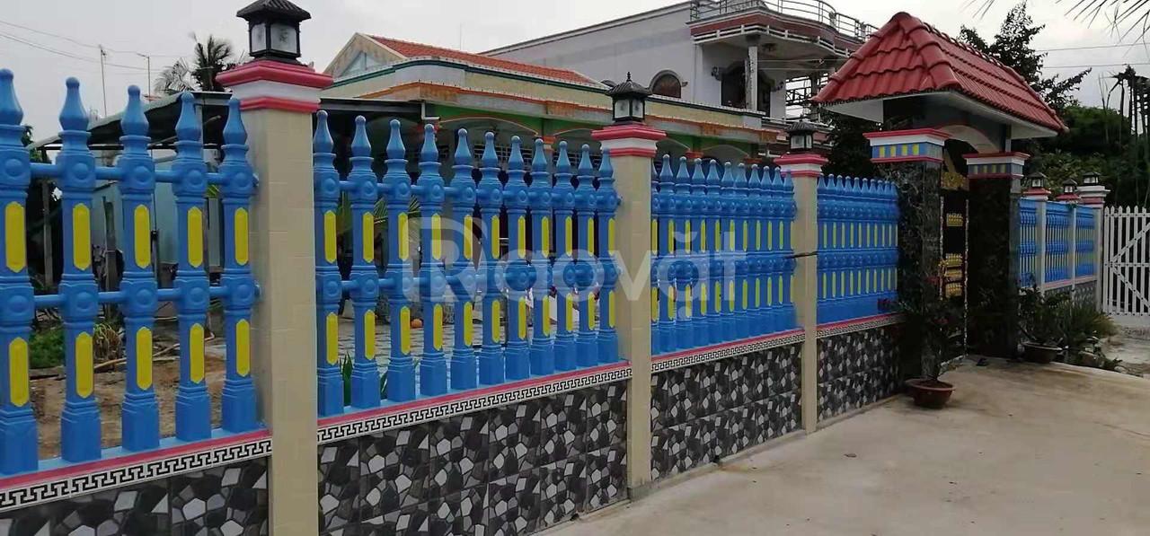 Hàng rào bê tông Tài Phú 5 (TP5) (ảnh 7)