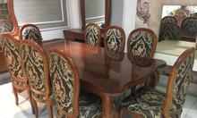 Bộ bàn ăn cổ điển đang giảm giá tại nội thất Đông Á