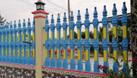 Hàng rào bê tông Tài Phú 5 (TP5) (ảnh 4)