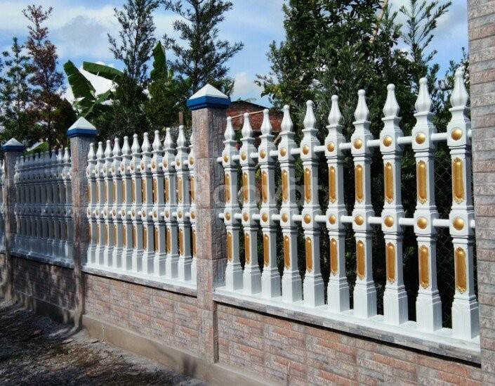 Hàng rào bê tông Tài Phú 5 (TP5) (ảnh 1)