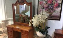 Bộ bàn trang điểm cổ điển, sang trọng giảm giá tại nội thất Đông Á