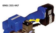 Dụng cụ siết đai nhựa bằng pin model P-323 Nk