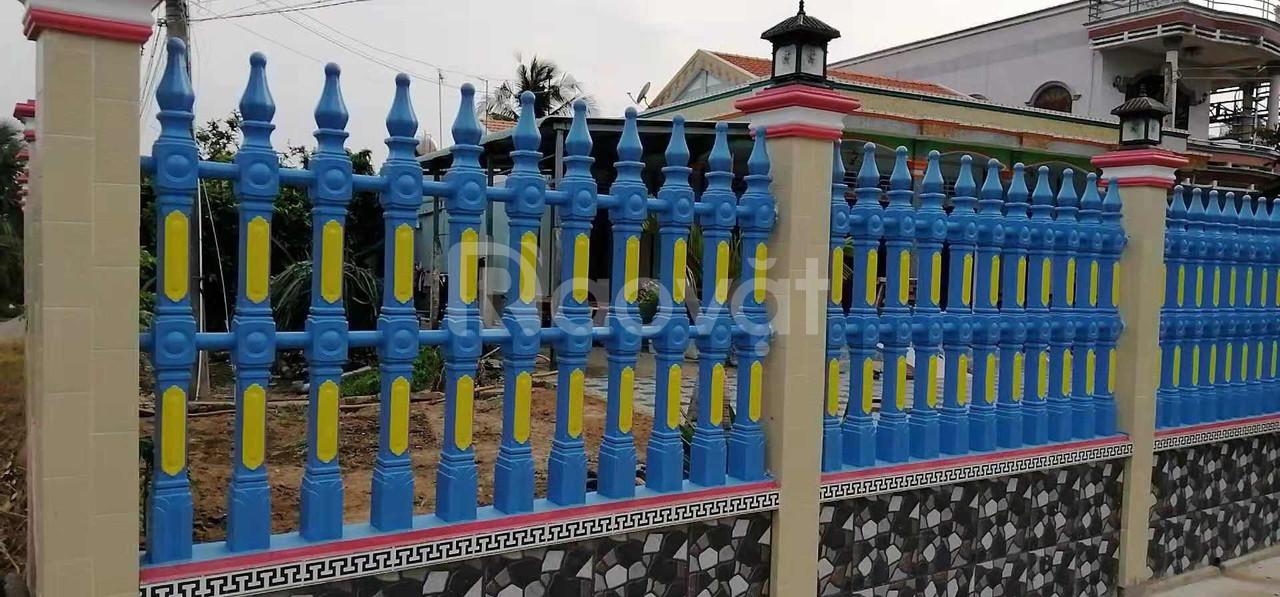 Hàng rào bê tông Tài Phú 5 (TP5) (ảnh 6)