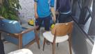 Dịch vụ vệ sinh nệm ngủ ghế sofa ghế văn phòng (ảnh 2)