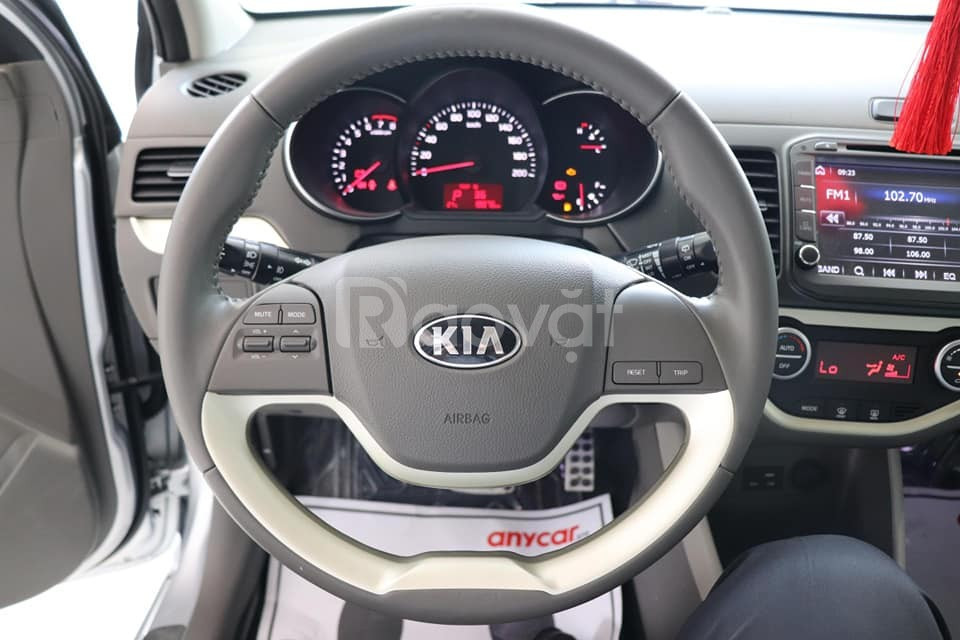 Cần bán Kia Morning Si 1.25AT 2018 màu bạc (ảnh 8)