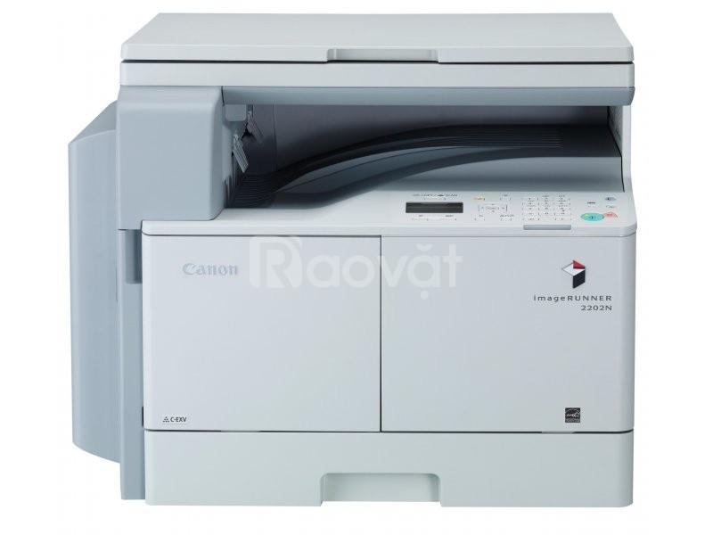 Đổ mực máy photocopy Canon IR 2202N tại nhà nhanh