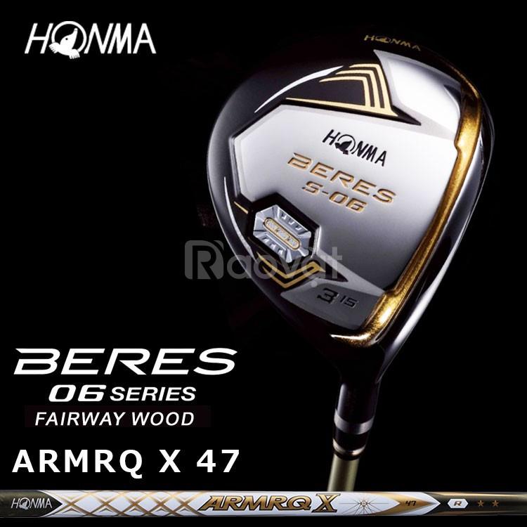 Gậy Golf Fairway Honma S-06 5,4,3,2,Sao (new model 2018~2019)